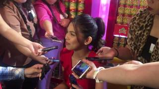 What makes Maine Mendoza accept a brand or product endorsement?