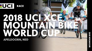 2018 UCI XCE Mountain Bike World Cup - Apeldoorn (NED)