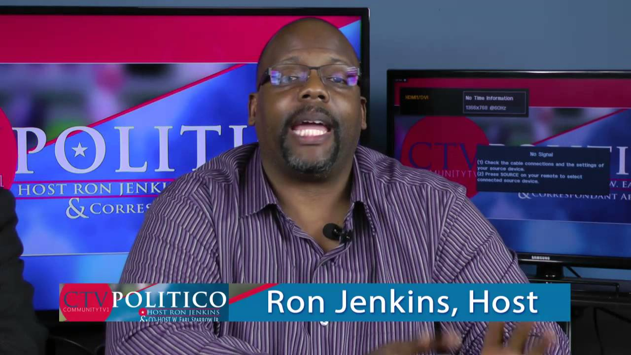 12-10-2014 CTV Politico Eric - Gardner - Hanity &Tavis Smiley - Jessie & Al are needed
