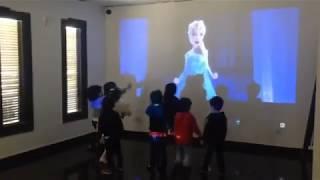 Alpha Preschool, Movie Time!