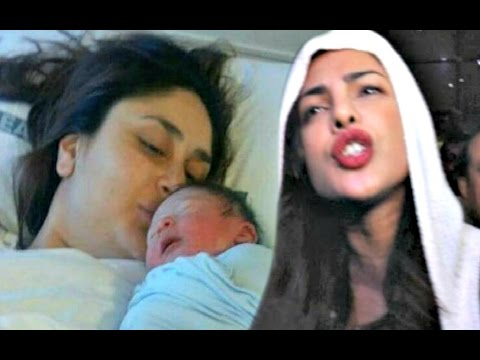 Priyanka Chopra Reacts On Kareena Kapoor Son Taimur Ali ...