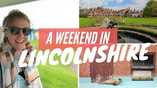 Weekend in Lincolnshire | Petwood Hotel | Mablethorpe Seal Sanctuary | Dambusters