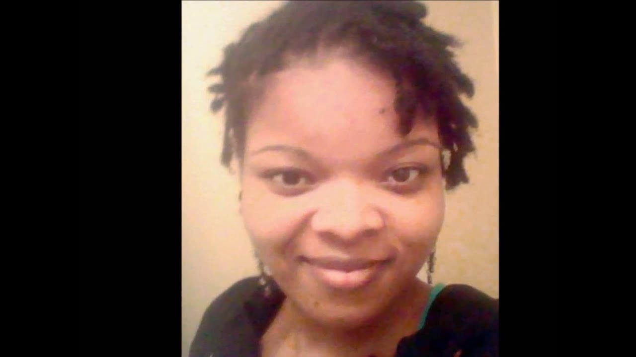 Box Braids On Short Natural Hair - YouTube