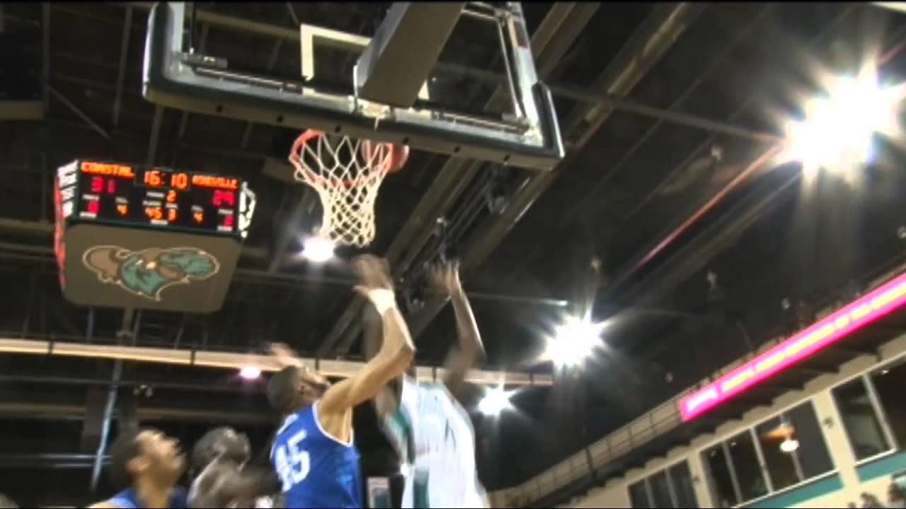 Men's Basketball vs UNC Asheville - YouTube