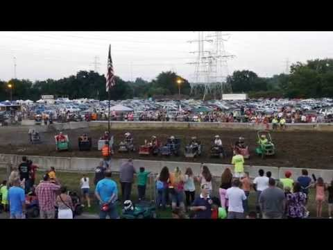 Demolition Derby, Hamilton County Fair 2014, Cincinnati, OH Part III