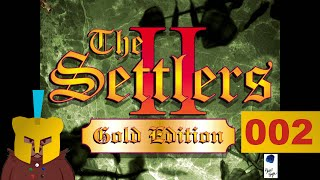 [002] The Settlers II: Gold Edition - Brutal Fast Forward