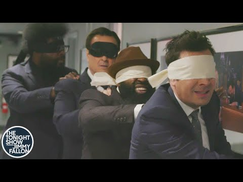 Jimmy Fallon & Lindsay Lohan Parodied 'Bird Box' Together