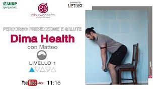 Dima Health - Livello 1 - 8  (Live)