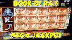 Book of Ra 6 MEGA JACKPOT auf 20€ - FREISPIELE Novoline Online Spielothek HD
