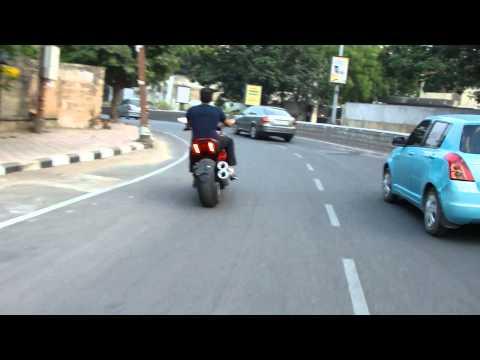 Ducati Diavel in Hyderabad (India)