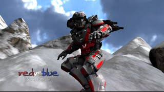 Red vs. Blue: John Cena Theme (Action Montage)