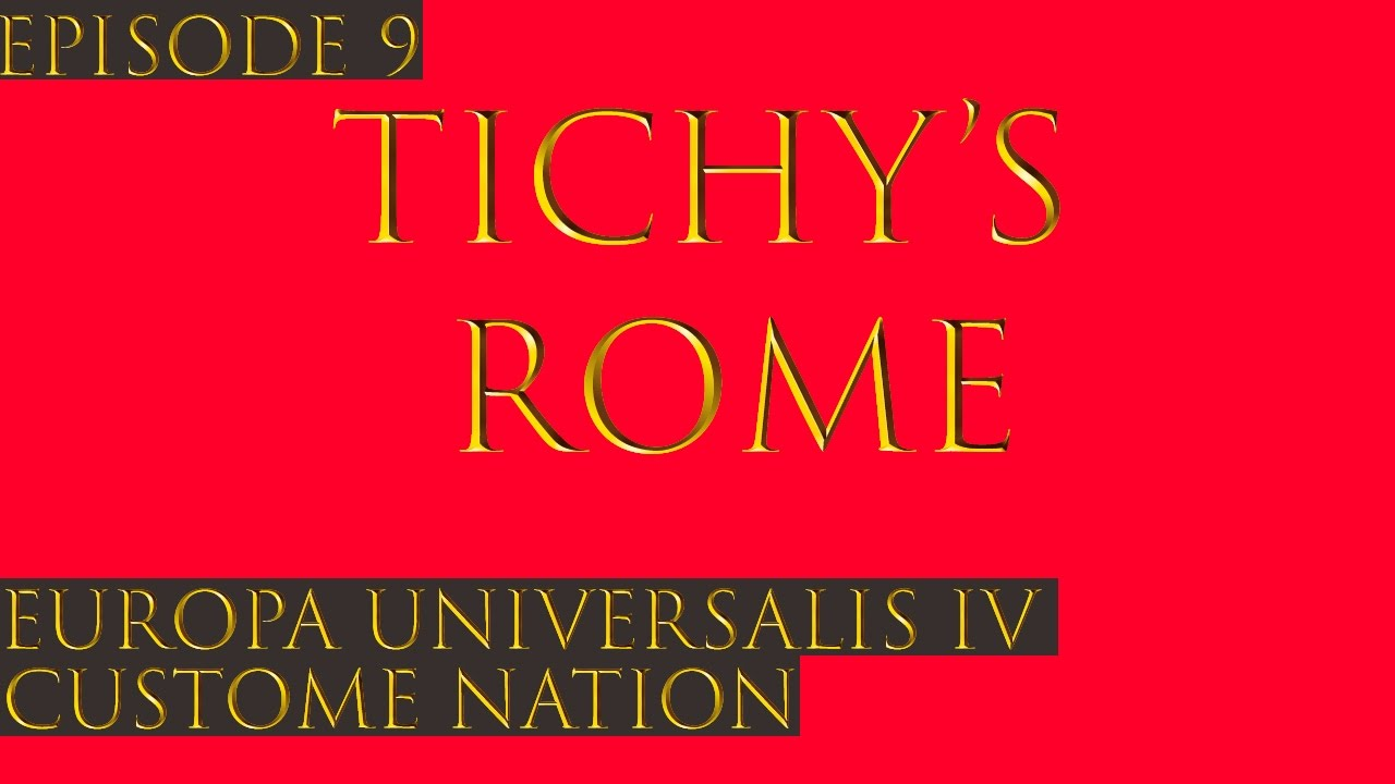 Download Tichy's Rome Episode 9