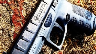 Beretta APX 1000 round review and everything you need to know