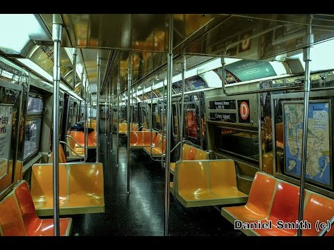 Westinghouse R68 (D) Train: Coney Island To Norwood-205th Street Full Ride (Via Local) V2