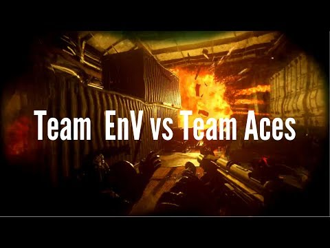 Team EnV vs Team Aces - Genetic Gaming Ramadan Tournament.