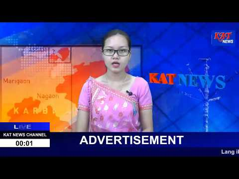 KARBI PRIME TIME NEWS DATE  12 05 18