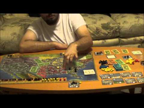 How to play Power Grid