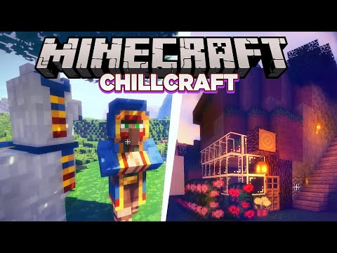 A Tiny Home and A Special Villager? - Minecraft Chillcraft 1.14