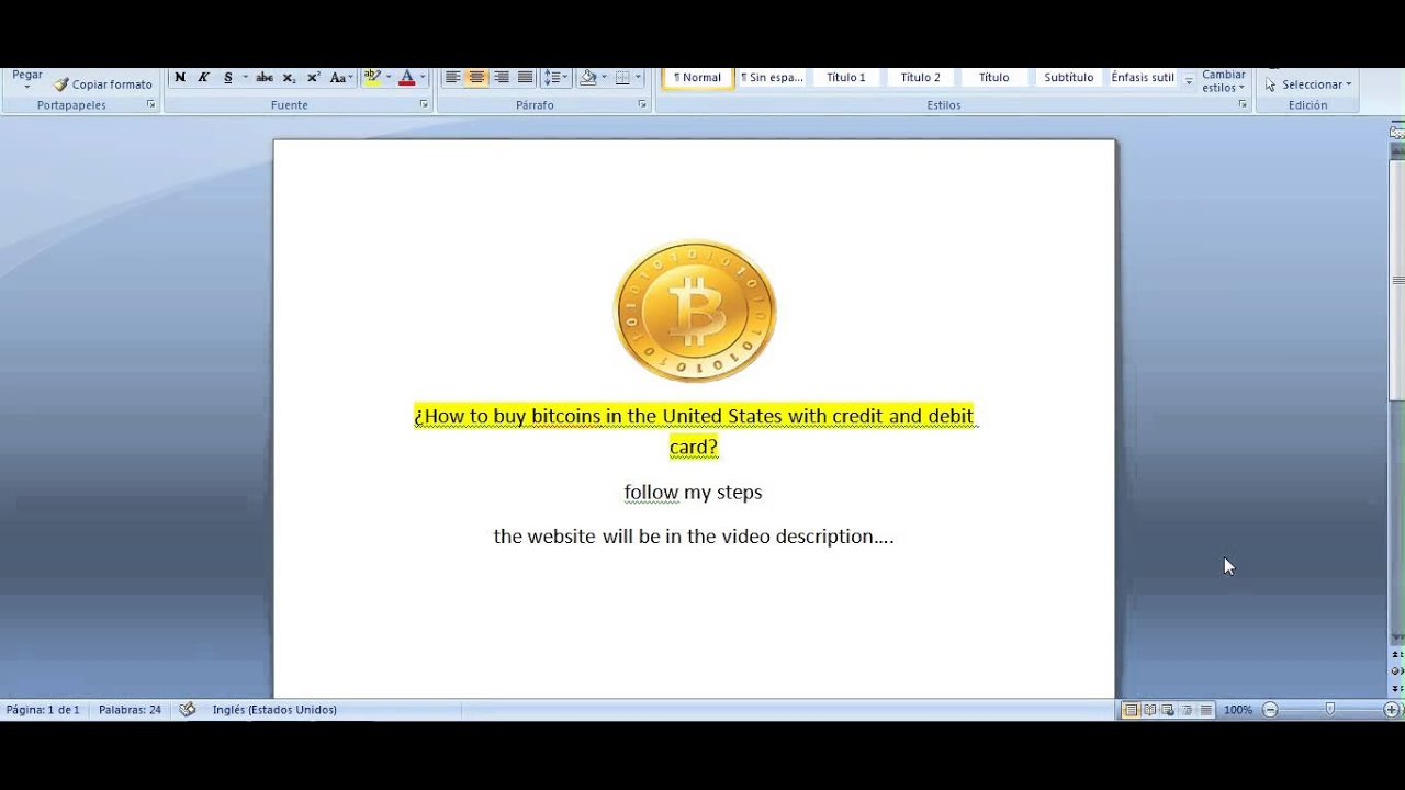 Buy Bitcoins Btc Debit And Credit Card Us