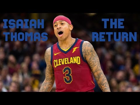 Isaiah Thomas NBA Mix – The Return (Motivational)
