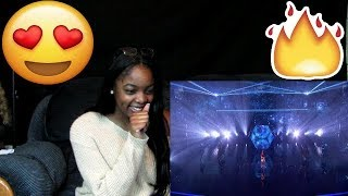 """Angelica Hale: 9-Year-Old Sings Incredible """"Clarity"""" Cover - America's Got Talent 2017 ( reaction )"""