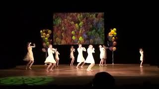 26 мая 2018г. VG - 2 и 7 группы. ДЫХАНИЕ ОСЕНИ. Школа танца Виктории Гофман. № 19.