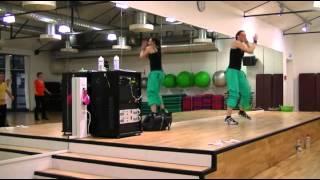 Zumba Fitness med Maria Coco jumbo