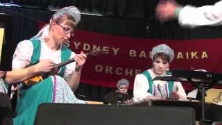 Sydney Balalaika Orchestra: Tanya Jephtha Domra Soloist [Part 2]