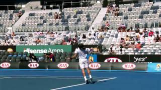 Preview: Ferrer v Baghdatis - Australian Open 2013