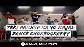 Teri Aakhya ka yo kajal | Dance Choreography | Himanshu Agrawal | BDC 3 | agrawal studio | Bhusawal