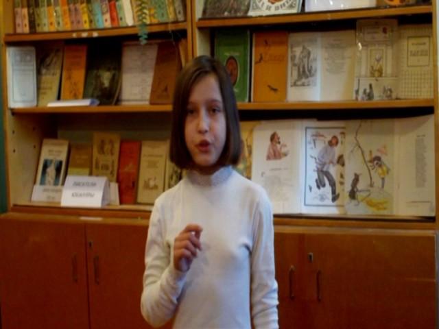 Изображение предпросмотра прочтения – ЕкатеринаТатарова читает произведение «Осёл и Соловей» И.А.Крылова