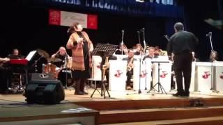 Tic toc - Sarah Cappelletti - Santa Cecilia Big Band