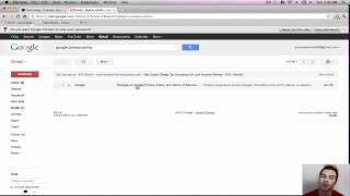 Gmail Tutorial for Beginners 2012