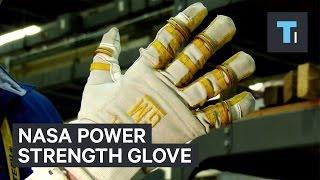 NASA power strength glove