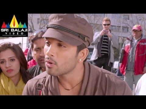 Iddarammayilatho Movie Amala Paul Arjun | Allu Arjun, Amala Paul | Sri Balaji Video