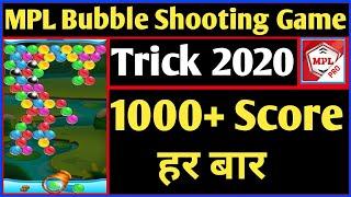 MPL Bubble Shooting Game High Score Tricks 2020   MPL Bubble Shooting Game Tricks screenshot 5