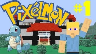 Minecraft: Pixelmon - First Time Ever Playing (Best Reaction)