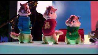 Элвин и бурундуки  Грандиозное бурундуключение (2016)  HD Alvin and the Chipmunks: The Road Chip