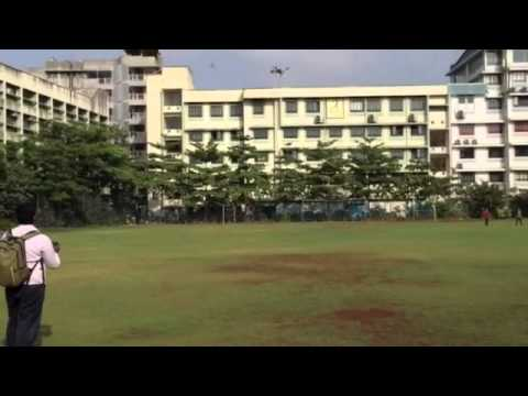 Quadcopter Flight Test at DBIT, mumbai