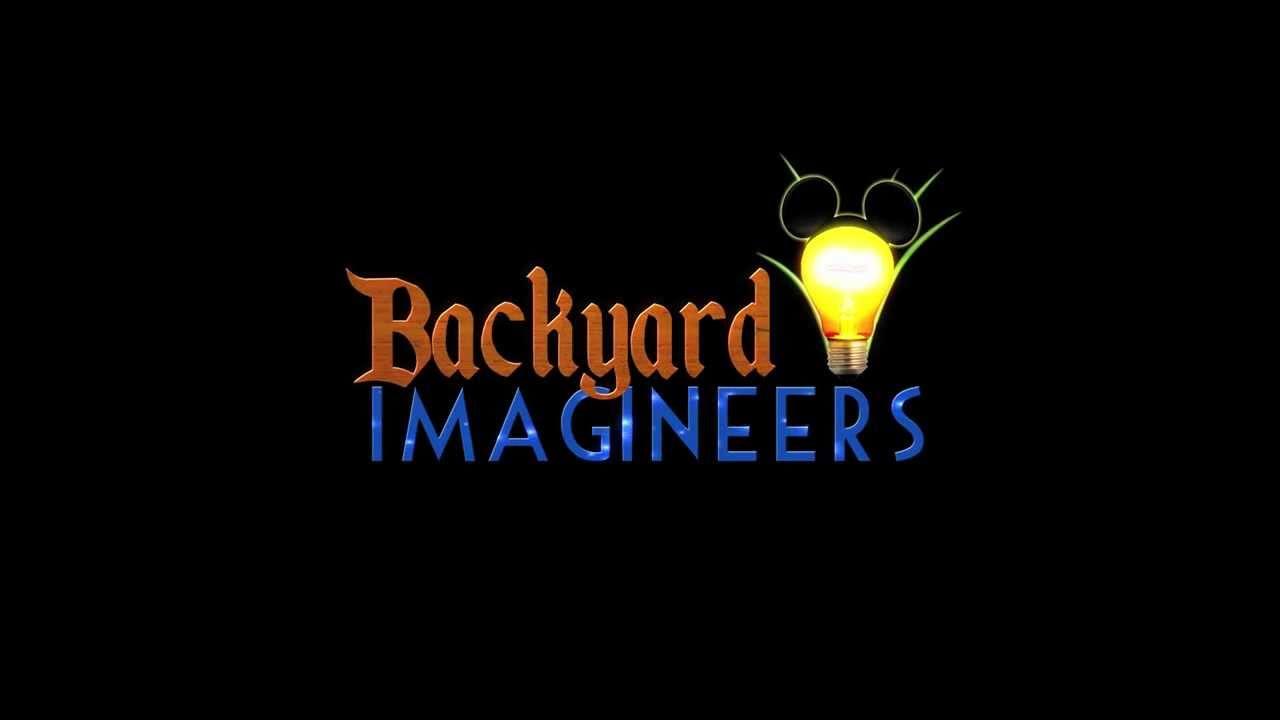 backyard imagineers youtube