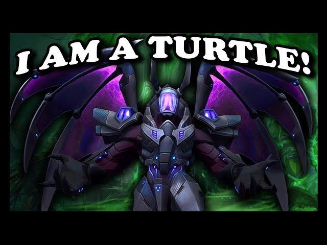 Grubby | HotS | I Am a TURTLE!