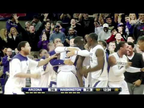 2011-12 Husky Basketball Season Highlights