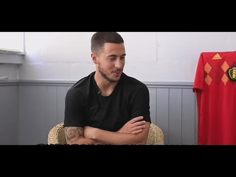 Eden Hazard Interview: Life, Football and Family