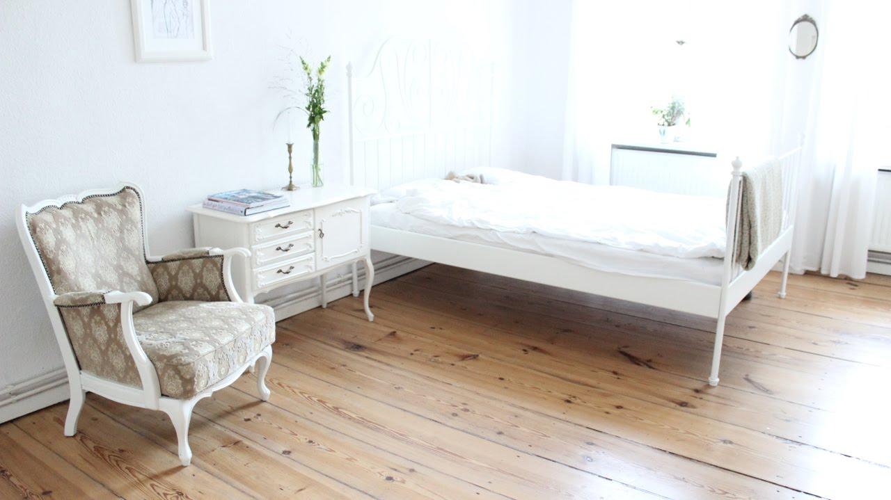 Elegant ROOM TOUR Update | Mein Neues Zimmer + Mini Wohnungstour | MINIMALISMUS.  Minimal Mimi