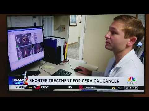 Brachytherapy for Cervical Cancer - Dr. Farach