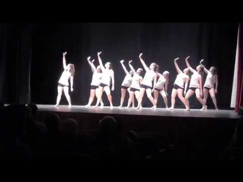 Geneseo Orchesis Fall Showcase I Found Friday Show