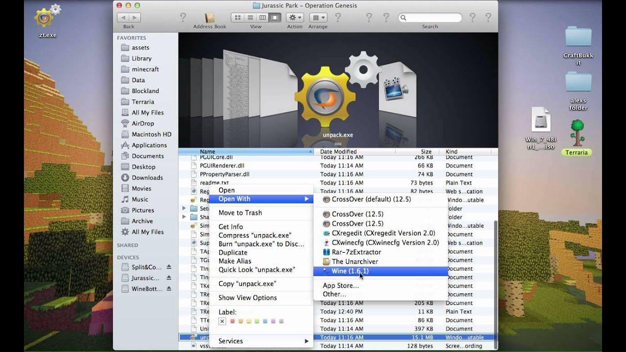 jurassic park operation genesis download full game free mac