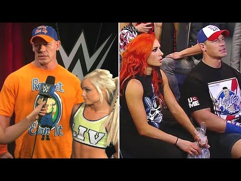 5 John Cena Rumored New Girlfriends After Breaking Up with Nikki Bella