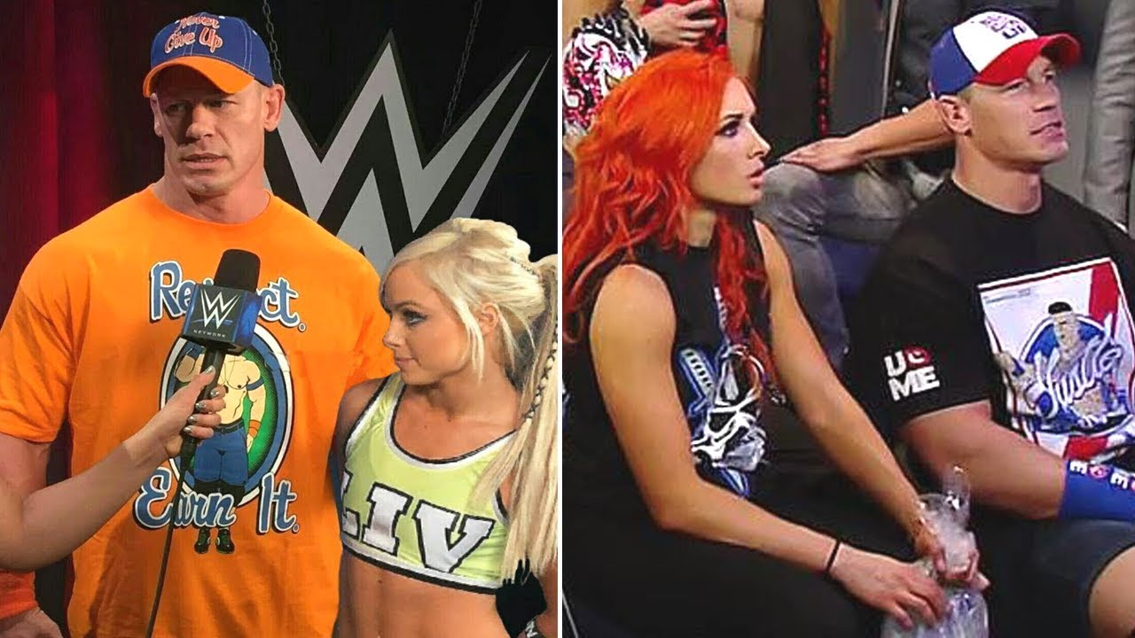 Whos dating who in wwe 2018