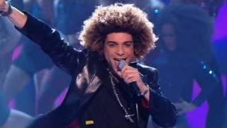 The X Factor 2009 - Jamie Archer - Live Show 4 (itv.com/xfactor)